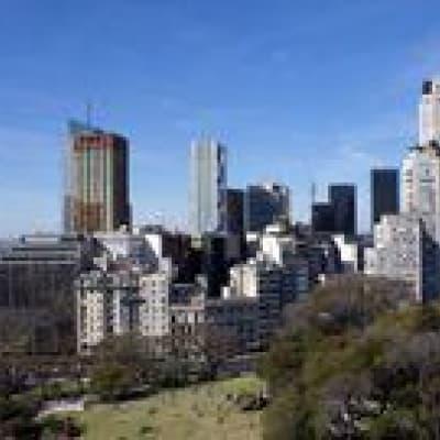 Survol de Buenos Aires en Hélicoptère