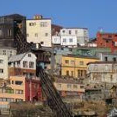 City Tour Valparaiso et Vina del Mar