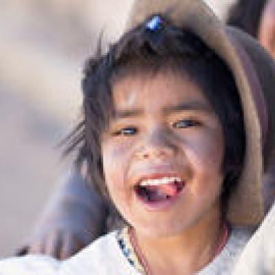Rencontre avec la communauté indienne de Pozo Colorado