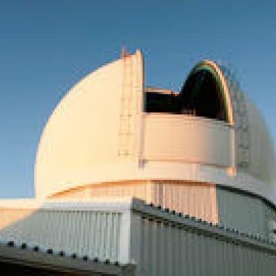 Tour Astronomique à Santiago