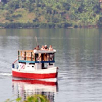 Croisière sur le Lac Kivu