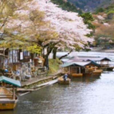 Croisière sur la rivière Kumano-Gawa