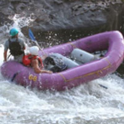 Rafting sur la rivière Mai'Ting