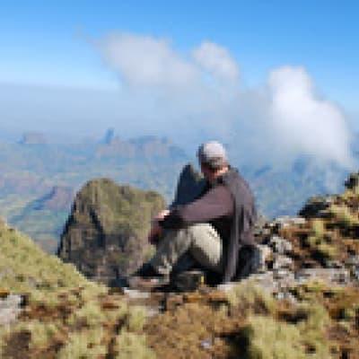 Randonnée au Mont Kenya