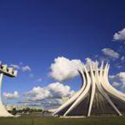 La visite de Brasilia