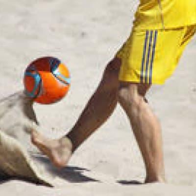 Match de Foot avec les locaux
