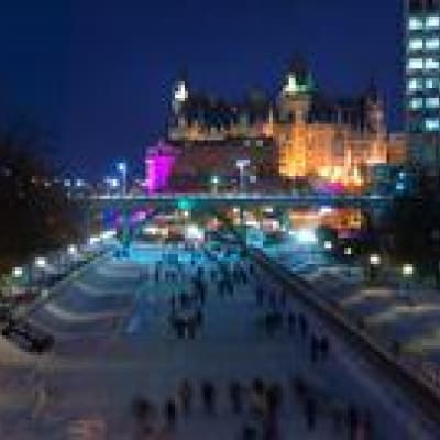 Journée à Québec ou Ottawa