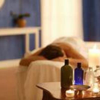 Massage aromatique & spa à l'Eagle Nook Resort