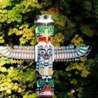 Parc Stanley à Vancouver