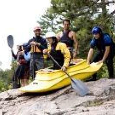 Canot ou randonnée avec guide