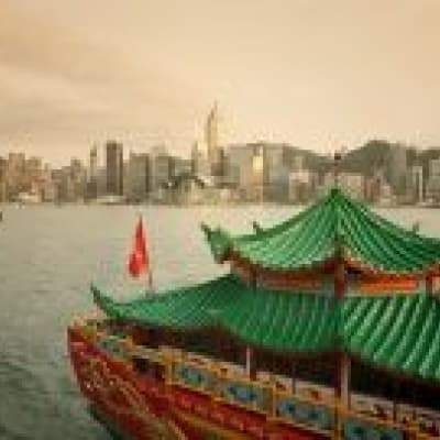 Croisière dans la Baie de Hong Kong