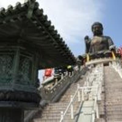 Découverte de l'île de Lantau