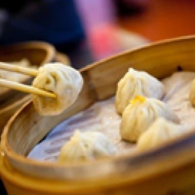 Déjeuner dans un Ding Tai Fung