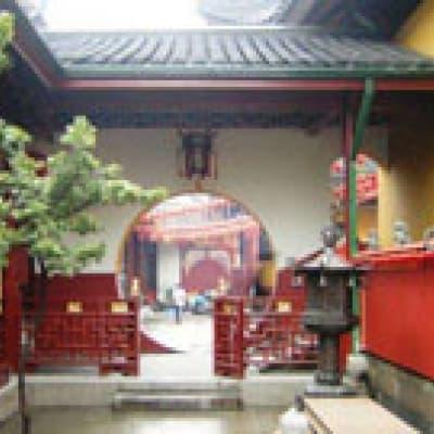 Le temple du Bouddha de Jade