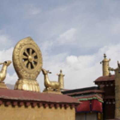 Quartier du Barkhor