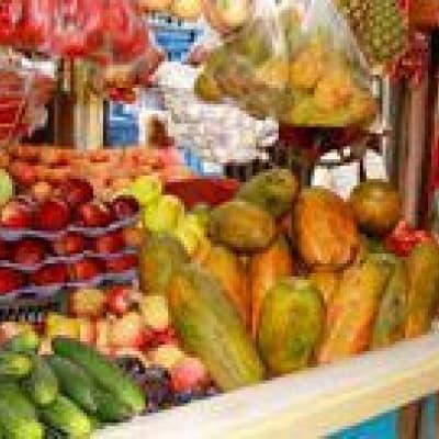 Marché artisanal de Masaya