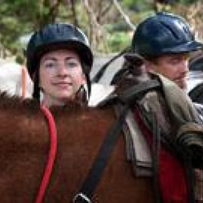 Balade à cheval à Rincon de la Vieja