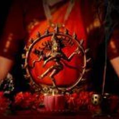 Cérémonie du coucher de Shiva
