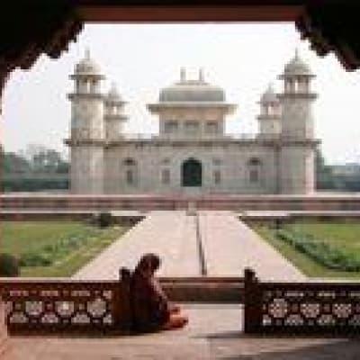 Dîner et nuit dans un palais de Maharadjah