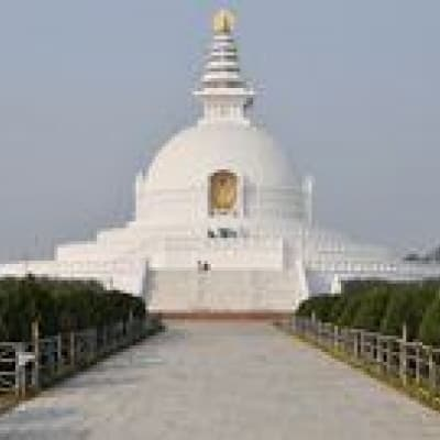 Visite de Lumbini