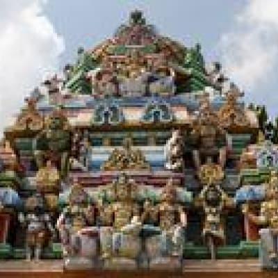 Visite des temples