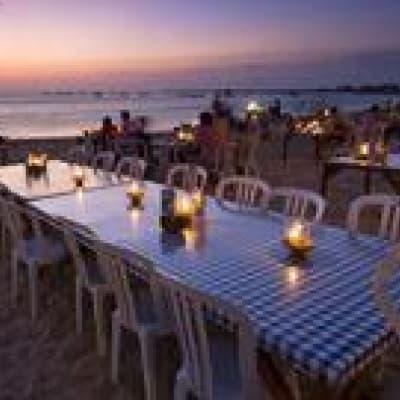 Un dîner privé pour savourer une soirée rien que pour vous !