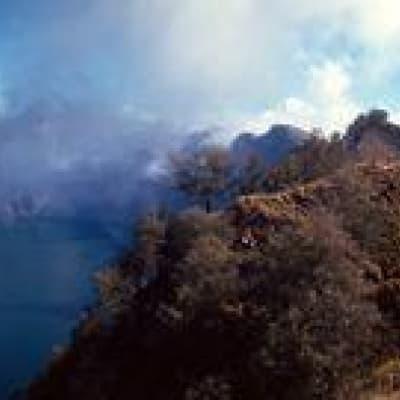 Tour panoramique du Nord Ouest de Lombok
