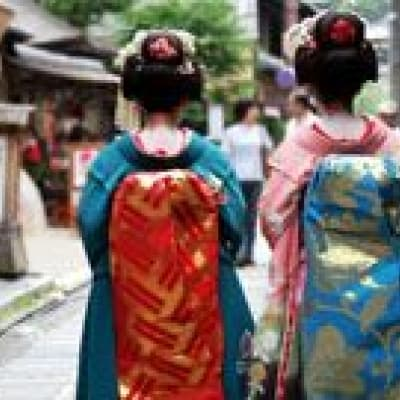Have lunch with a Maiko in Gion