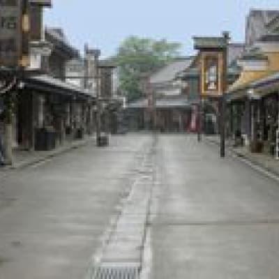 Former samurai district : KANAZAWA