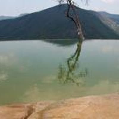 Hierve El Agua et les hauts lieux des anciennes civilisations