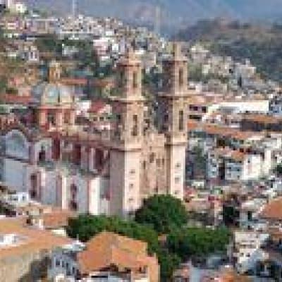 Les charmantes Cuernavaca et Taxco