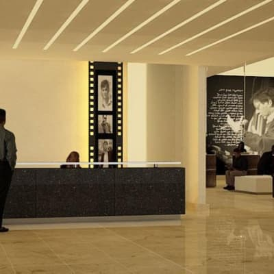 Musée Mahmoud Darwish