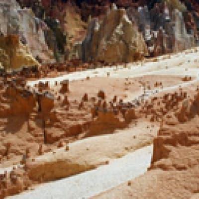Exploration du massif de l'Isalo