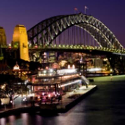 Grimpez sur le Harbour Bridge