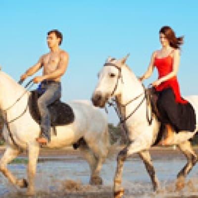 Randonnée à cheval en Patagonie