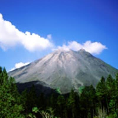 Randonnée au volcan Arenal