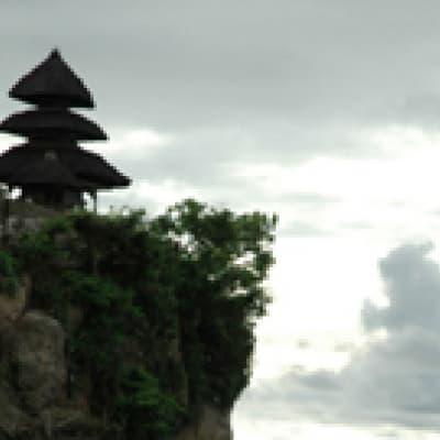 Uluwatu et les danses Kecak