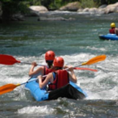 Journée rafting sur la Tully River