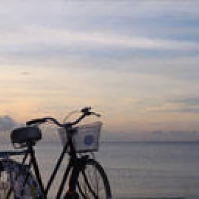 Journée de vélo à Khum Lanna