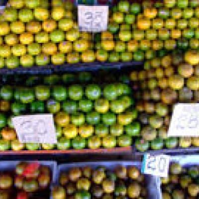 Visite du grand marché de Cholon en cyclo-pousse