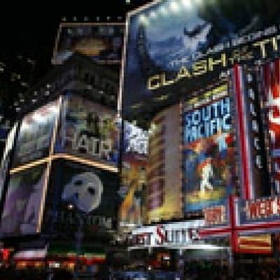 Un show au choix à Broadway