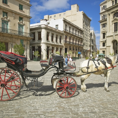 Visite de la vieille Havane