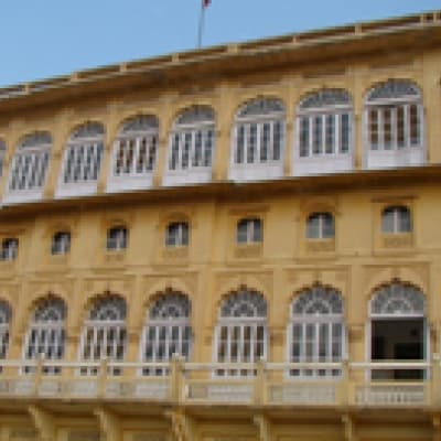 Hotel Roopangarh (Rupangar)