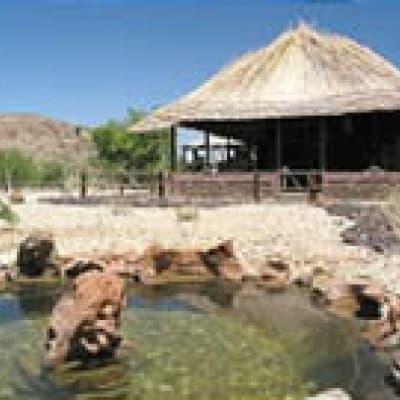 Hotel Twyfelfontein