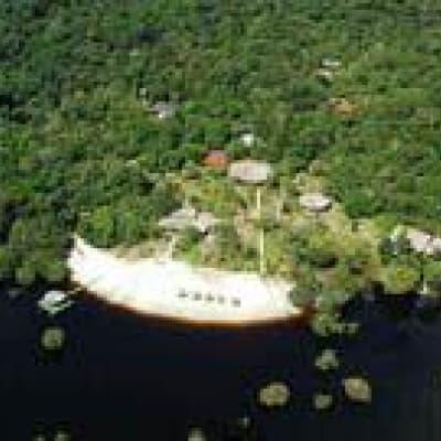 Hotel Manaus (Amazonie)