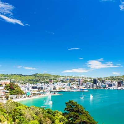 Wellington, entre culture et nature