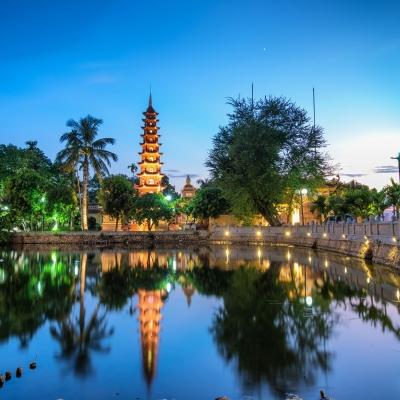 Jour 2 : Hanoi