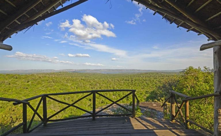 Hotel Congo Nile Trail