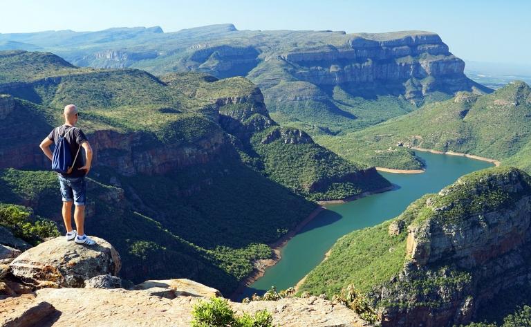 Blyde River Canyon, merveille de la nature