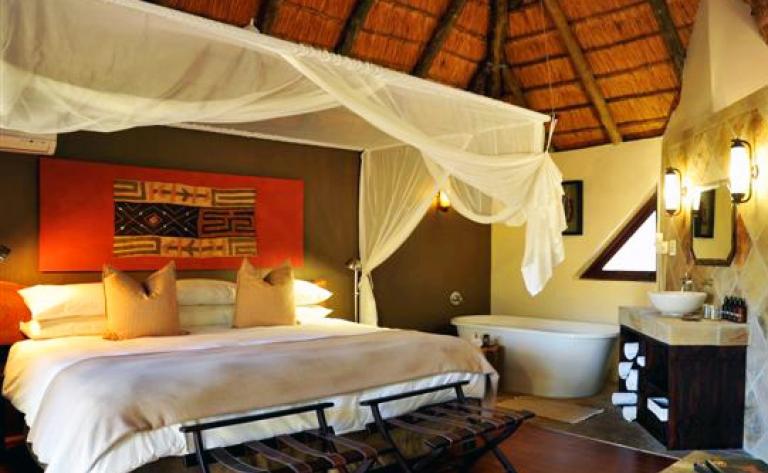 Hotel Mthethomusha Game Reserve